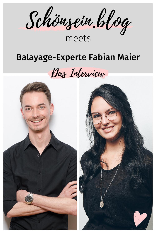 Schönsein Blog im Interview mit Fabian Maier