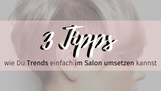 Tipps für Friseure