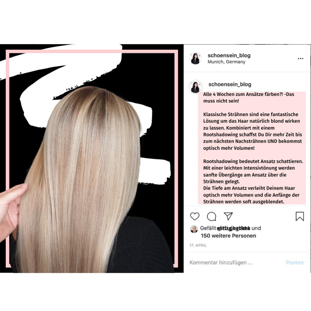 Friseure Texte Instagram